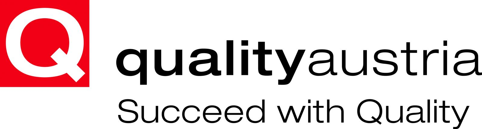 qualityaustria Logo en print